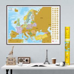 Kasāmkarte Eiropa, Jāņa Sēta
