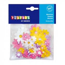 Pašlīmējoši ziedi 36 gab., Playbox