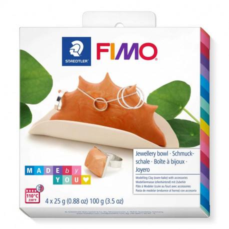 Fimo® Soft komplekts 8025 DIY (trauks juvelierizstrādājumiem), Staedtler