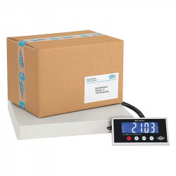 WEDO® Package Scale PAKET 100 Plus with Counting Function