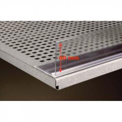 Priekšējā atbalsta līste pašlīmējoša OFRK60 60 x 1248 mm, HL Display