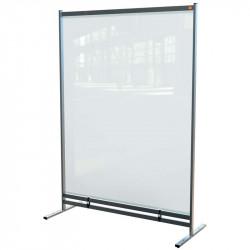Atdaloša starpsiena Clear PVC 1480 x 2060 mm, Nobo