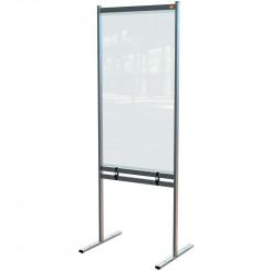 Atdaloša starpsiena Clear PVC 780 x 2060 mm, Nobo