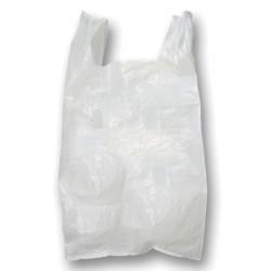 Plastmasas maisiņi ar rokturiem