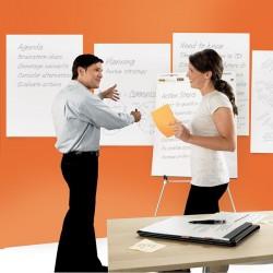 Sanāksmju lapu bloks Post-it Meeting Charts 559