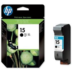 Tintes kasetne HP 15, Hewlett-Packard