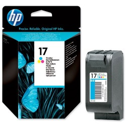 Tintes kasetne HP 17, Hewlett-Packard