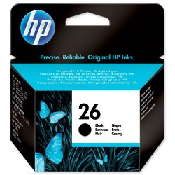 Tintes kasetne HP 26, Hewlett-Packard