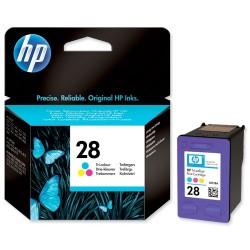 Tintes kasetne HP 28, Hewlett-Packard