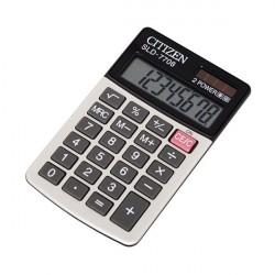 Kalkulators SLD-7708, Citizen