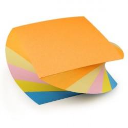 Piezīmju papīra kubs, Kreska
