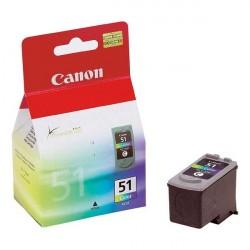 Tintes kasetne CL-51, Canon