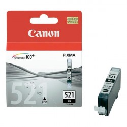 Tintes kasetne PGI-521Bk, Canon