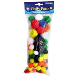 Filca bumbiņas, Playbox