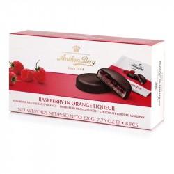 Šokolādes konfektes ar marcipānu, Anthon Berg