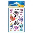 Uzlīmes-tetovējumi 56675 (kaķi), Avery Zweckform