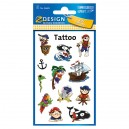 Uzlīmes-tetovējumi 56683 (pirāti), Avery Zweckform