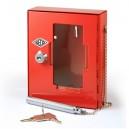 Trauksmes atslēgu kaste, Wedo
