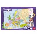 Puzle Eiropas politiskā karte, Jāņa Sēta