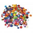 Krāsaina papīra aplīši 35g, Playbox