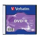 DVD+R matrice, Verbatim