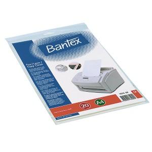Lapas ruļļu tīrīšanai Fax-Copy-Laser Clean 1632, Bantex