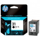 Tintes kasetne HP 21, Hewlett-Packard