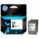 Tintes kasetne HP 27, Hewlett-Packard