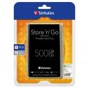 Ārējais cietais disks Store'n'Go USB 3.0, Verbatim