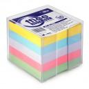 Krāsains piezīmju papīrs traukā, Forpus